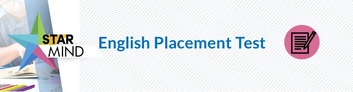 English Placement Test - StarMind